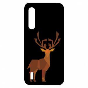 Etui na Xiaomi Mi9 Lite Deer abstraction
