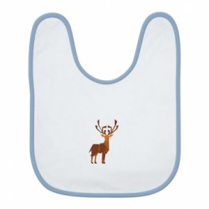 Bib Deer abstraction - PrintSalon