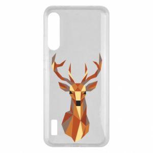 Etui na Xiaomi Mi A3 Deer geometry in color