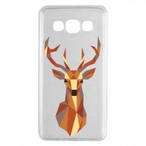 Etui na Samsung A3 2015 Deer geometry in color