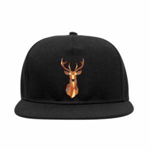 Snapback Deer geometry in color