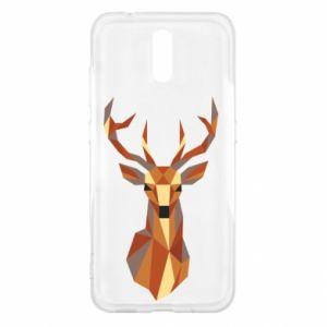Etui na Nokia 2.3 Deer geometry in color