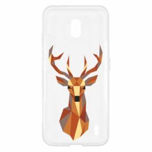 Etui na Nokia 2.2 Deer geometry in color
