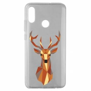 Etui na Huawei Honor 10 Lite Deer geometry in color