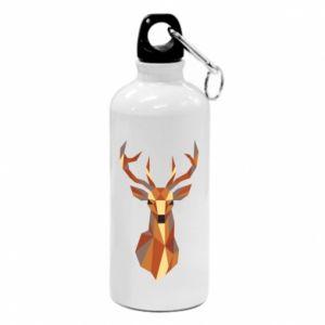 Bidon turystyczny Deer geometry in color