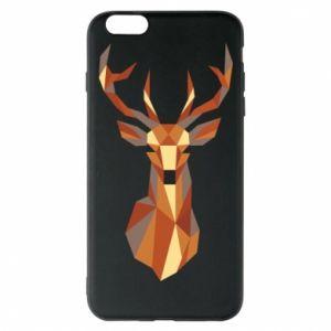 Etui na iPhone 6 Plus/6S Plus Deer geometry in color
