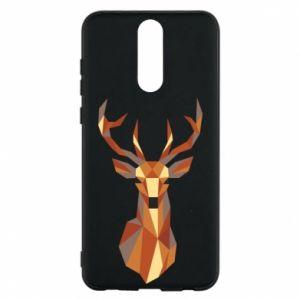 Etui na Huawei Mate 10 Lite Deer geometry in color