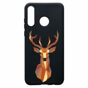 Etui na Huawei P30 Lite Deer geometry in color