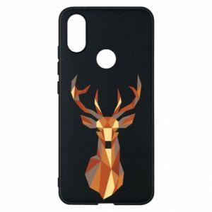 Etui na Xiaomi Mi A2 Deer geometry in color