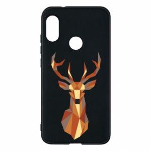 Etui na Mi A2 Lite Deer geometry in color