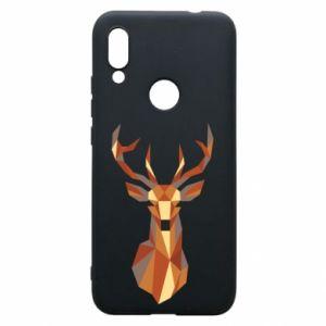 Etui na Xiaomi Redmi 7 Deer geometry in color