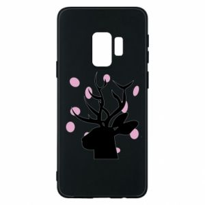 Etui na Samsung S9 Deer in hearts