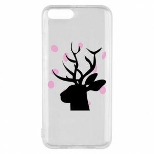 Etui na Xiaomi Mi6 Deer in hearts