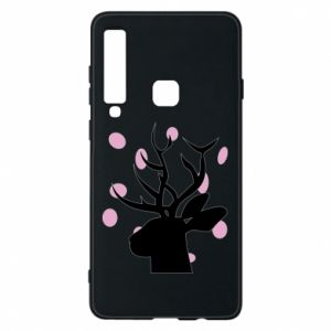 Etui na Samsung A9 2018 Deer in hearts
