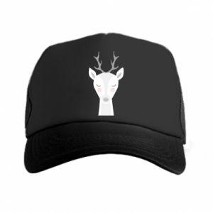 Trucker hat Deer