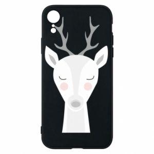 iPhone XR Case Deer