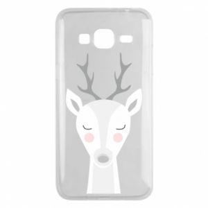 Samsung J3 2016 Case Deer