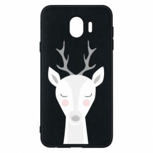 Samsung J4 Case Deer