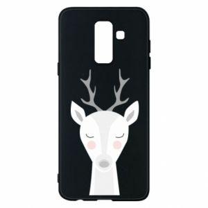 Samsung A6+ 2018 Case Deer