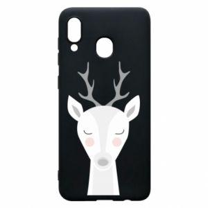 Samsung A30 Case Deer