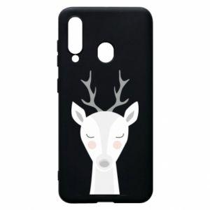 Samsung A60 Case Deer