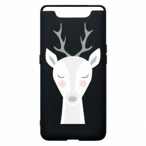 Samsung A80 Case Deer