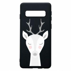 Samsung S10 Case Deer