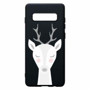 Samsung S10+ Case Deer