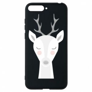 Huawei Y6 2018 Case Deer