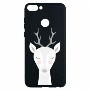 Phone case for Huawei P Smart Deer