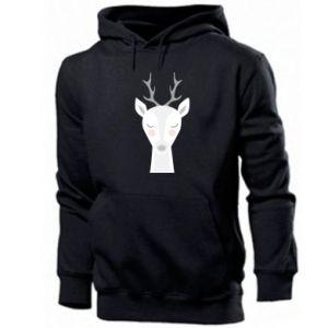 Men's hoodie Deer
