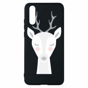 Huawei P20 Case Deer