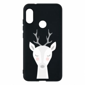 Mi A2 Lite Case Deer