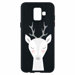 Samsung A6 2018 Case Deer