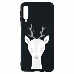 Samsung A7 2018 Case Deer