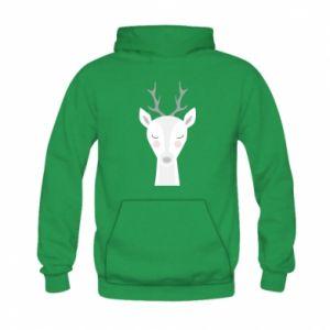 Kid's hoodie Deer