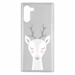 Samsung Note 10 Case Deer