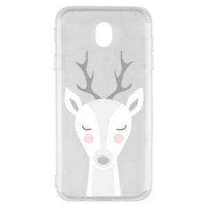 Samsung J7 2017 Case Deer