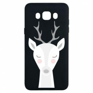 Samsung J7 2016 Case Deer