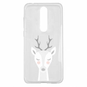 Nokia 5.1 Plus Case Deer