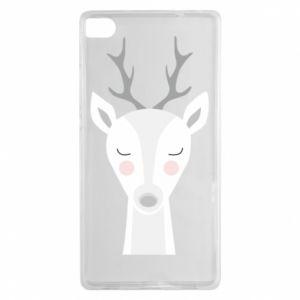 Huawei P8 Case Deer