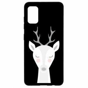 Samsung A41 Case Deer