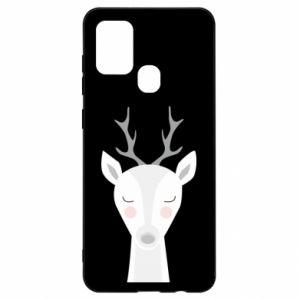 Samsung A21s Case Deer