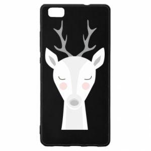 Huawei P8 Lite Case Deer