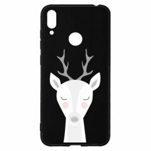 Huawei Y7 2019 Case Deer