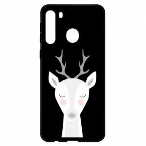 Samsung A21 Case Deer