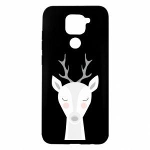 Xiaomi Redmi Note 9 / Redmi 10X case % print% Deer