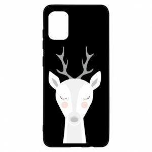 Samsung A31 Case Deer