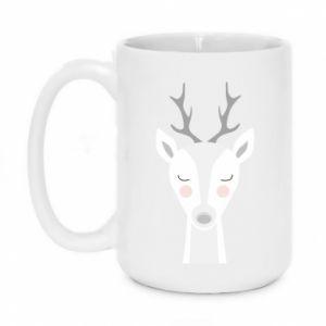 Kubek 450ml Deer
