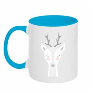 Kubek dwukolorowy Deer